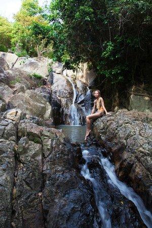 Na Muang Waterfall: 3