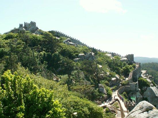 Castle of the Moors: Moors' Castle (Castelo dos Mouros)