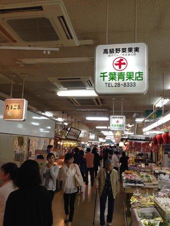 Hasshoku Center: 市場