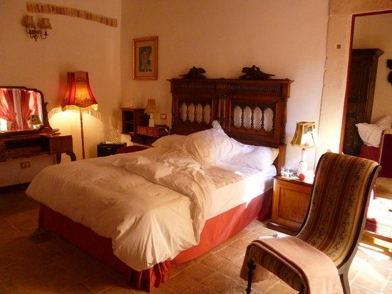 B&B Il Marchese del Grillo: unser Zimmer