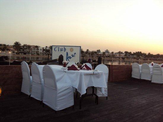 Labranda Club Makadi: Restaurant Bateau de l'hotel