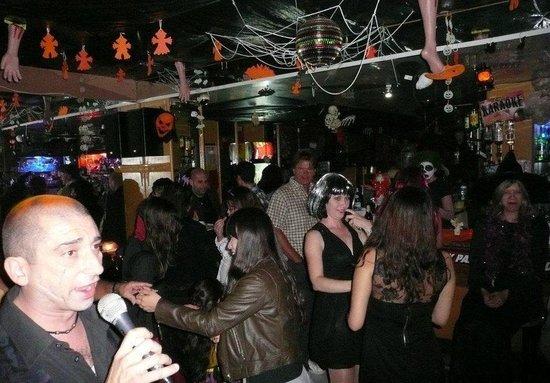 Halloween party - Picture of Whyte harte bar, Bugibba - TripAdvisor