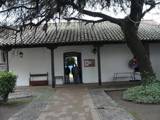 Casa Historica de Tucuman: Galeria posterior