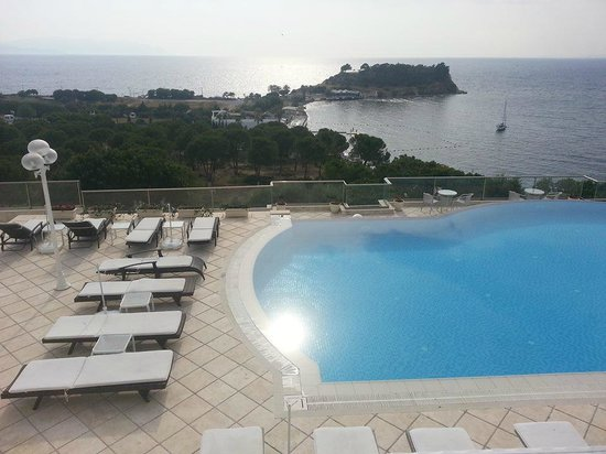 Lavista Boutique Hotel: View from the room