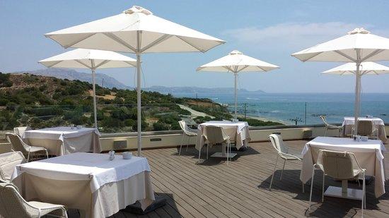 Boutique 5 Hotel & Spa: Breakfast view