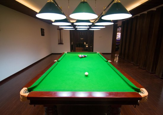 Pool Table Picture Of Le Poshe By Sparsa Kodaikanal Tripadvisor