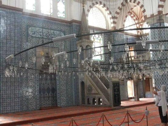 Mezquita de Rüstem Paşa: Rustem Pasha Mosque