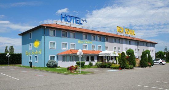 Photo of Hotel Roi Soleil Mulhouse Sausheim