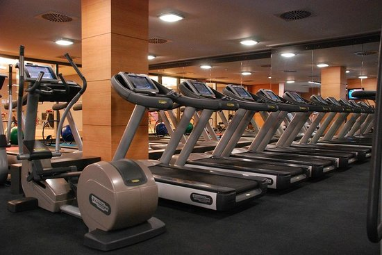Point Hotel Barbaros: Point Sport Center