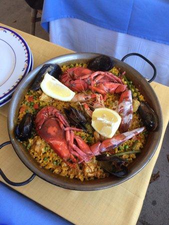Mobidick: Paella für schlappe 48,00€