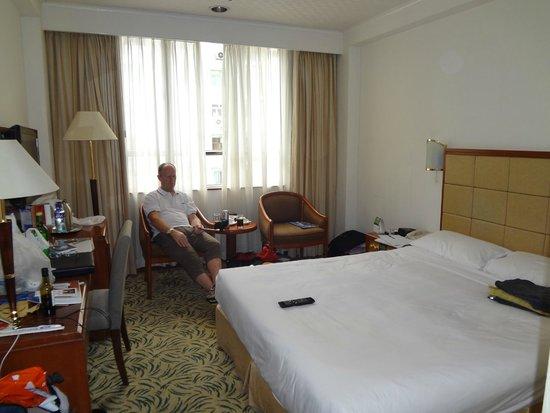 Metropark Hotel Kowloon: room