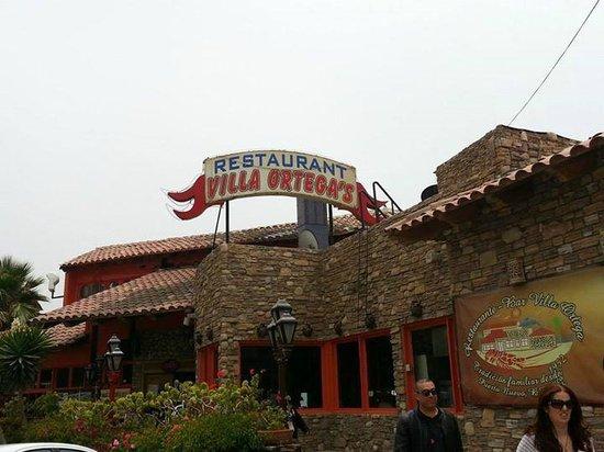 Villa Ortega's : Store front