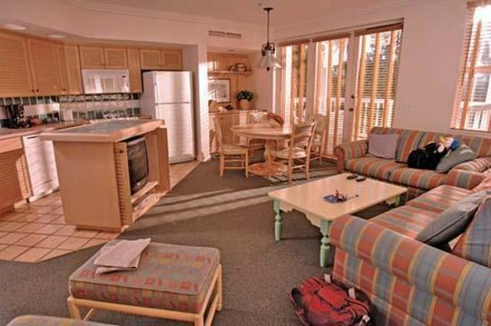 one bedroom villa - picture of disney's old key west resort