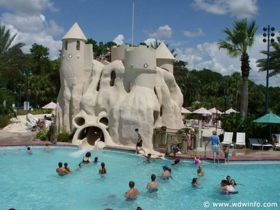 Disney's Old Key West Resort: Swimming pool