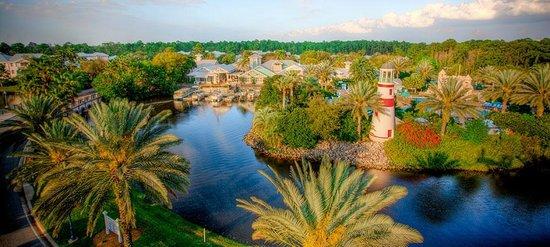 Disney's Old Key West Resort: River