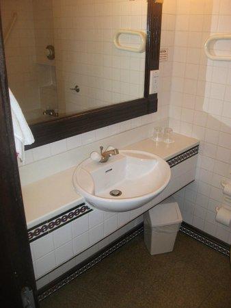 Europa Gatwick Hotel: Bathroom