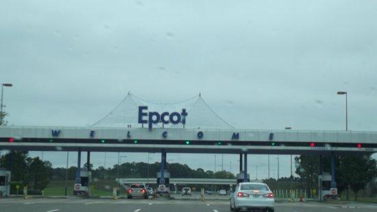 Entrada Epcot