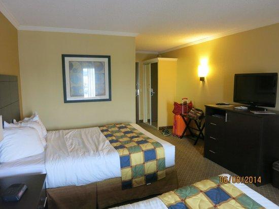 Best Western Kirkwood Inn: Room