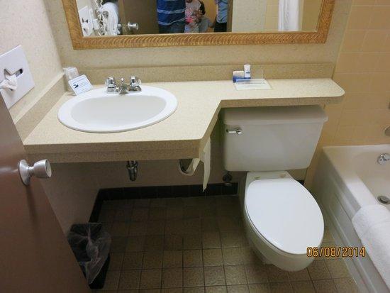 Best Western Kirkwood Inn: Bathroom