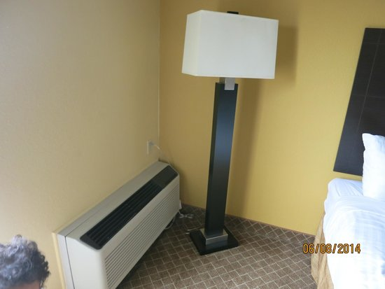 BEST WESTERN Kirkwood Inn: Air conditioning