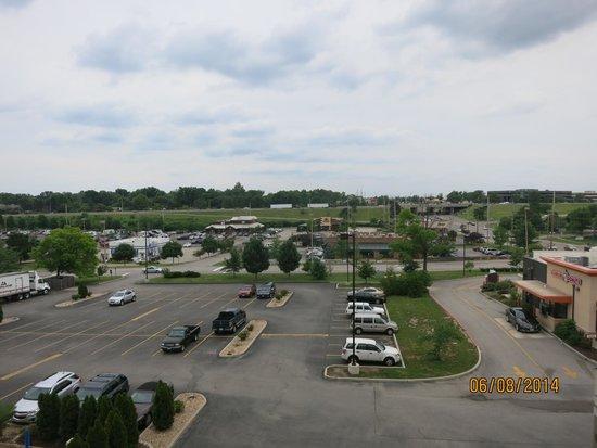 BEST WESTERN Kirkwood Inn: View