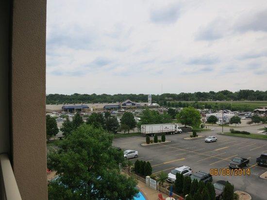 BEST WESTERN Kirkwood Inn: View from 5th floor