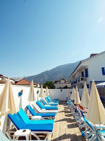 Monta Verde Hotel & Villas : my space!!