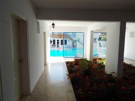 Monta Verde Hotel & Villas : inside hotel