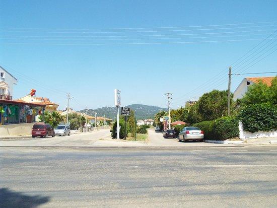 Monta Verde Hotel & Villas: main st