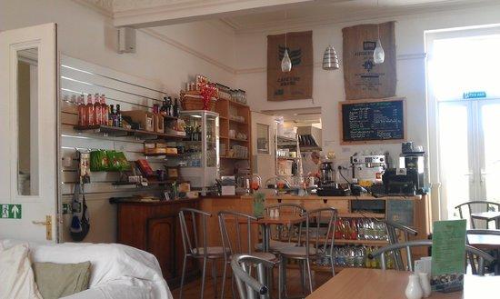World Peace Cafe: Ashoka Cafe Plymouth