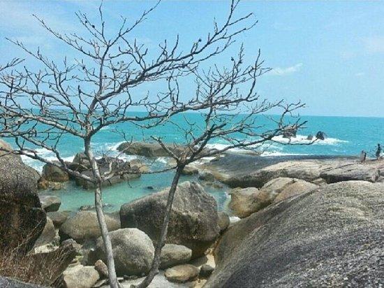 Hin Ta & Hin Yai Rocks: 1