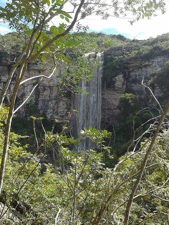 Andarai, BA: Cachoeira do Ramalho 6 km de trekking médio