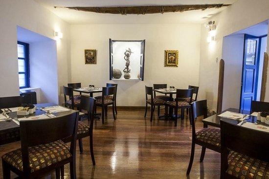 Tierra Viva Cusco San Blas: Desayunador