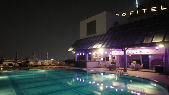 Sofitel Saigon Plaza: Pool Bar
