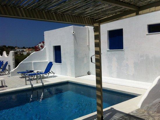 Papadakis Villas : greek island