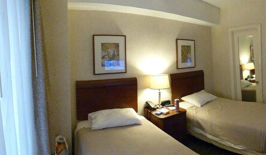 Hotel Edison Times Square : Zimmer 943 - Bild 4