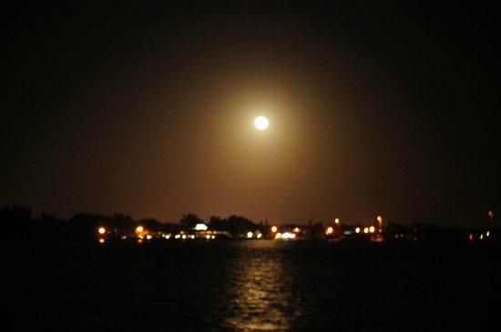 Tortuga Beach Resort: Vista noturna
