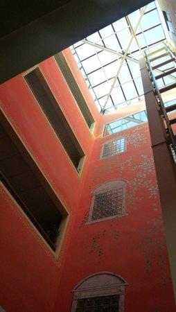 Hotel Topacio: Ascensor