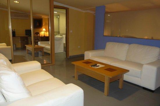 Hotel Topacio: Habitación