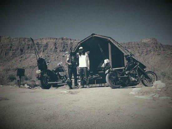 Moab KOA : Beautiful Scenery