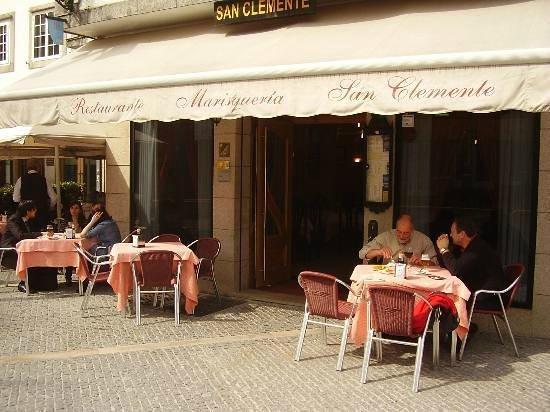 Restaurante San Clemente Santiago de Compostela