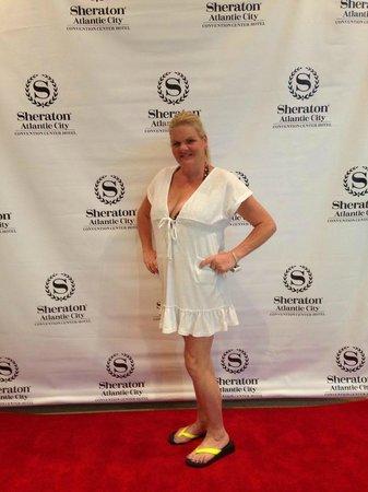 Sheraton Atlantic City Convention Center Hotel: 2nd floor