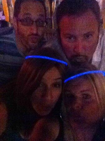 Sheraton Atlantic City Convention Center Hotel: friends and fun