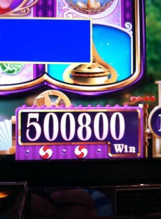Sheraton Atlantic City Convention Center Hotel: I won $5000.00