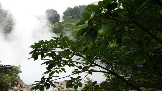 Beitou Hot Spring: Thermal Valley