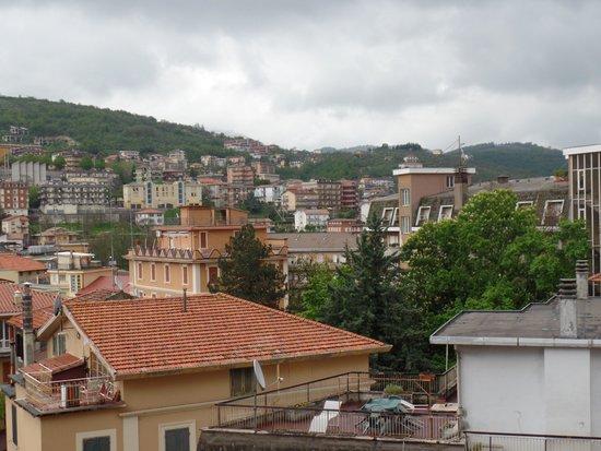 Ambasciatori Place Hotel : Beautiful view out of my window.