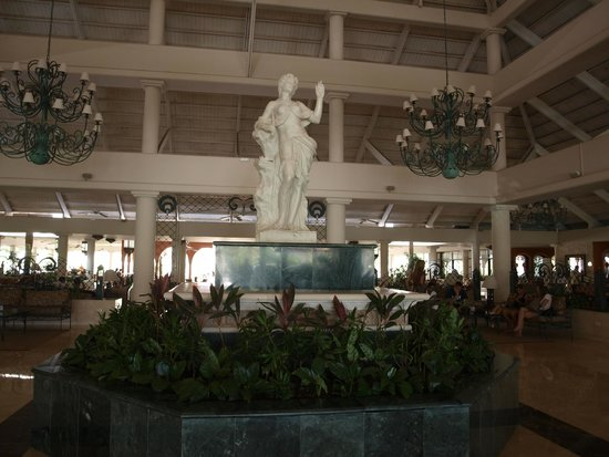 Grand Bahia Principe La Romana: ACCUEIL