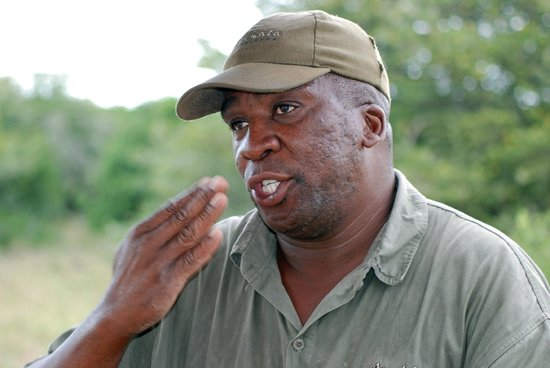Amakhala Safari Lodge: erfahrener Xhosa-Guide (Mnoni)