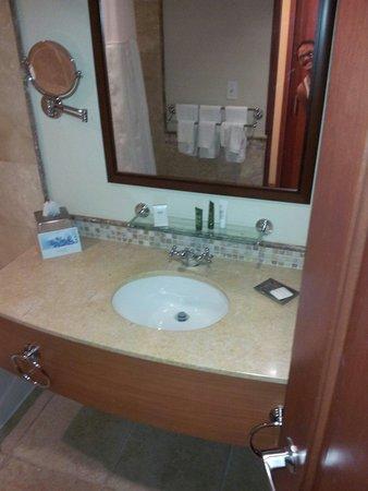 Condado Lagoon Villas at Caribe Hilton: Bathroom