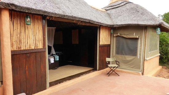 Amakhala Safari Lodge: Bungalow Nr. 9